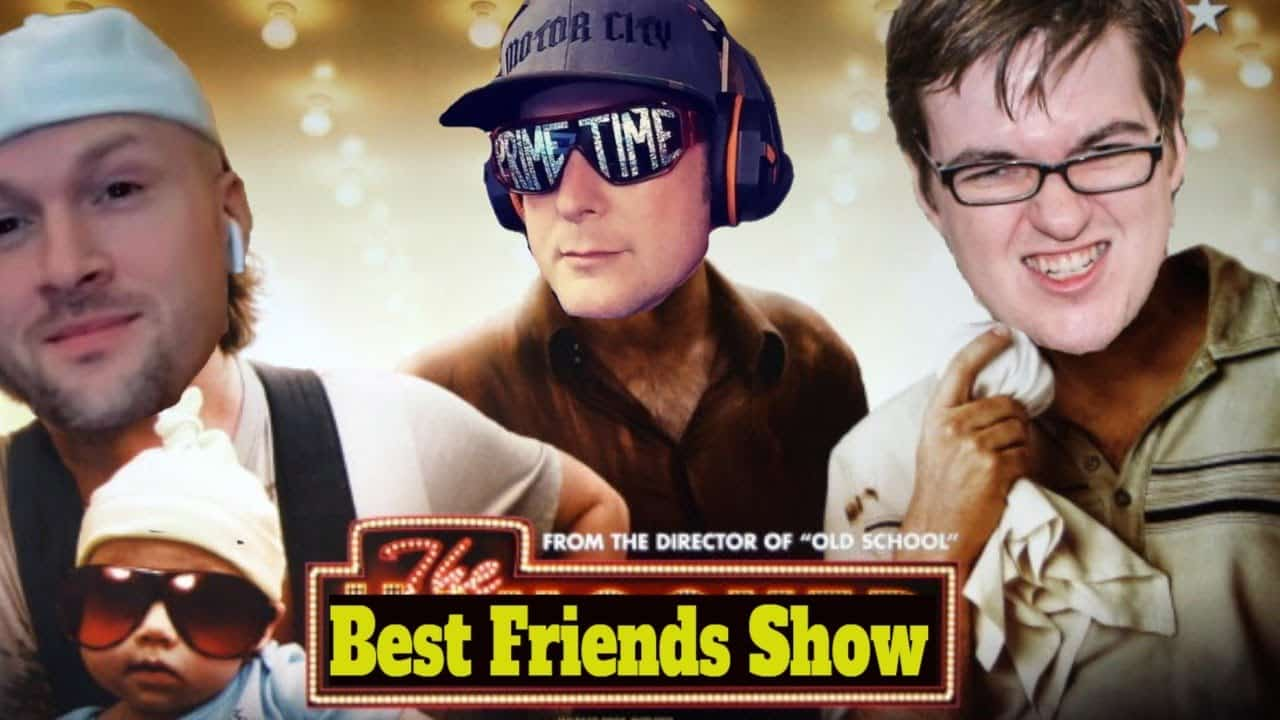 The Best Friends Show Goes To The Movies!