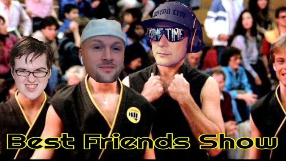 Best Friends Show – Sweep The Leg
