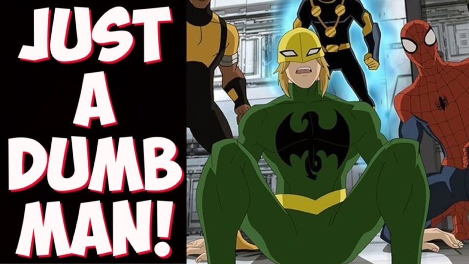 He's NO hero! Marvel cancels and HUMILIATES Iron Fist to PROP up female replacement!