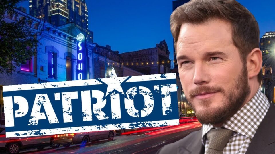 More patriotic than the president! Twitter losers DESPISE Marvel star Chris Pratt for loving the US!