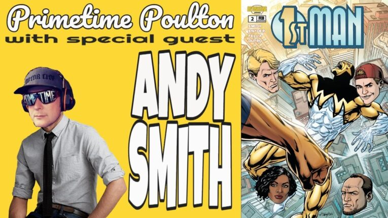 Primetime Poulton with special guest Andy Smith