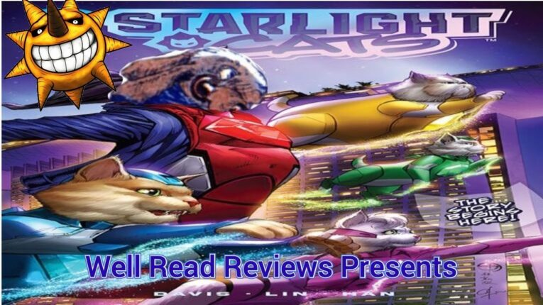 """Well Read Reviews (LIVE) – Starlight Cats """"Mushee Pussy"""""""
