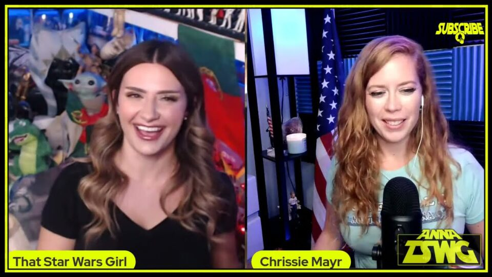The Matriarchy LIVE! With Special Guest CHRISSIE MAYR