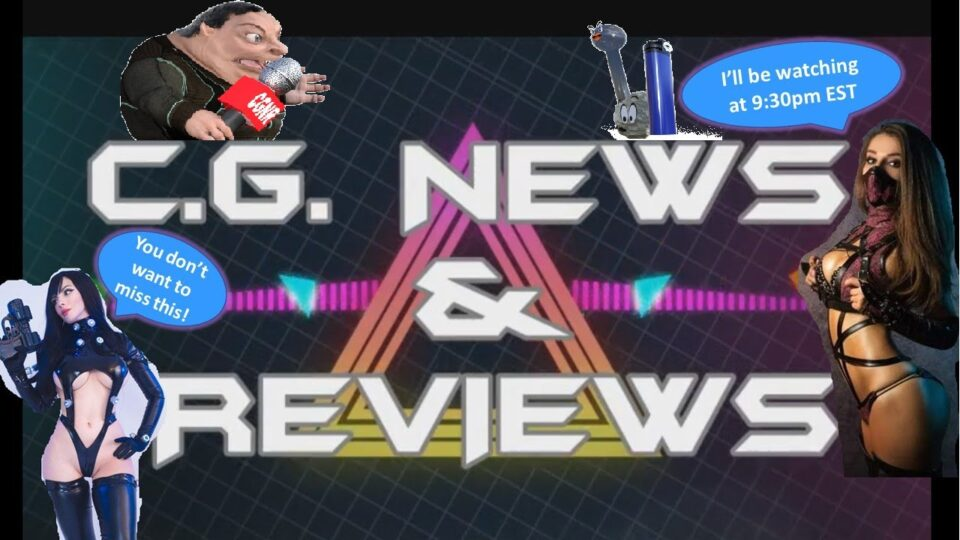 C.G. News & Reviews