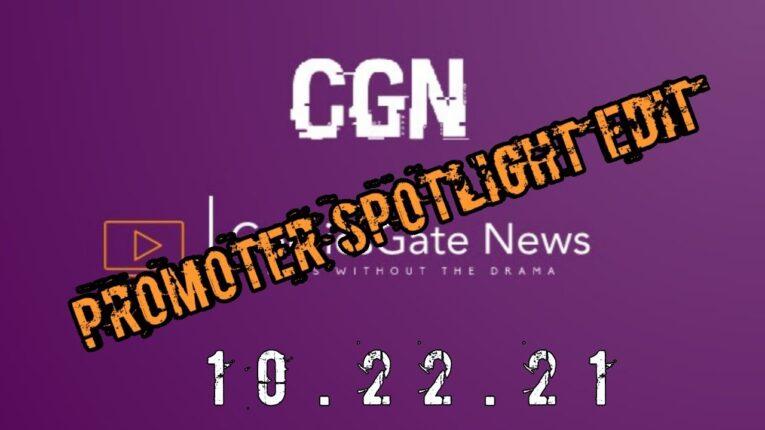 #Comicsgate News: News Without the Drama 10 22 21 Promoter Segment Edit