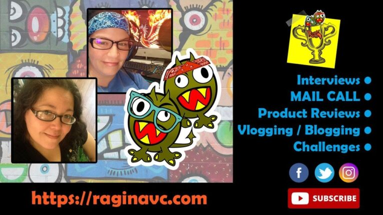 Actually Just RAGIN' vlog – Announcing the Benefit Auction for Luke Stone – 10/26/2021