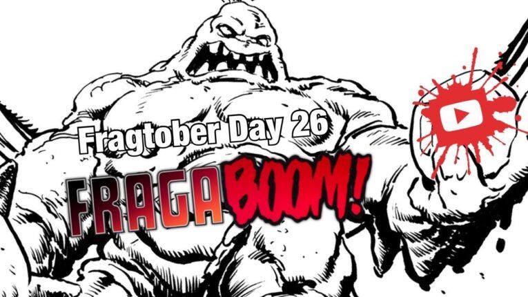 FragaBoom! Live: Fragtober Day 26! (Friend!)